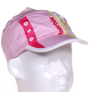 Infant Girls Barbie baseball style hat adjustable